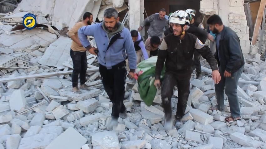 As múltiplas camadas da Guerra Civil Síria: apontamentos históricos e conjunturais