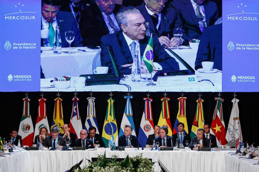 Perspectiva da Política Externa: Mercosul
