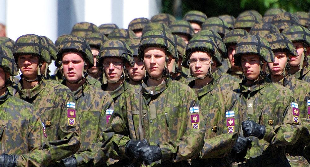 Finlândia desloca 2 mil soldados para exercícios militares da OTAN