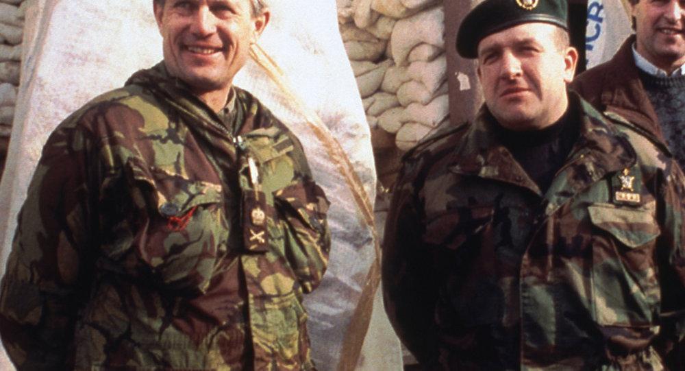 General da Bósnia é preso por crimes de guerra e contra a humanidade