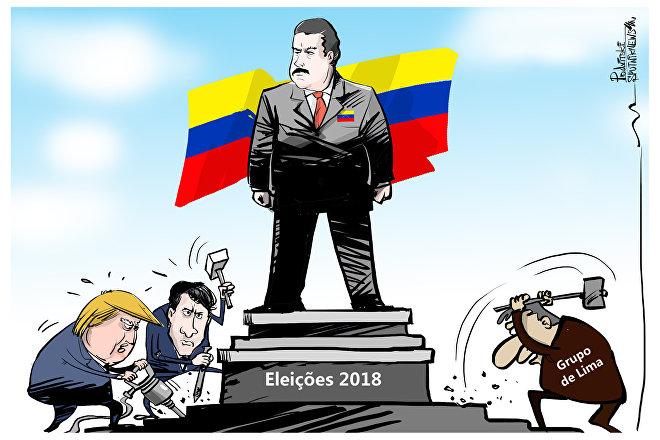 Quais serão principais desafios para Maduro neste mandato?