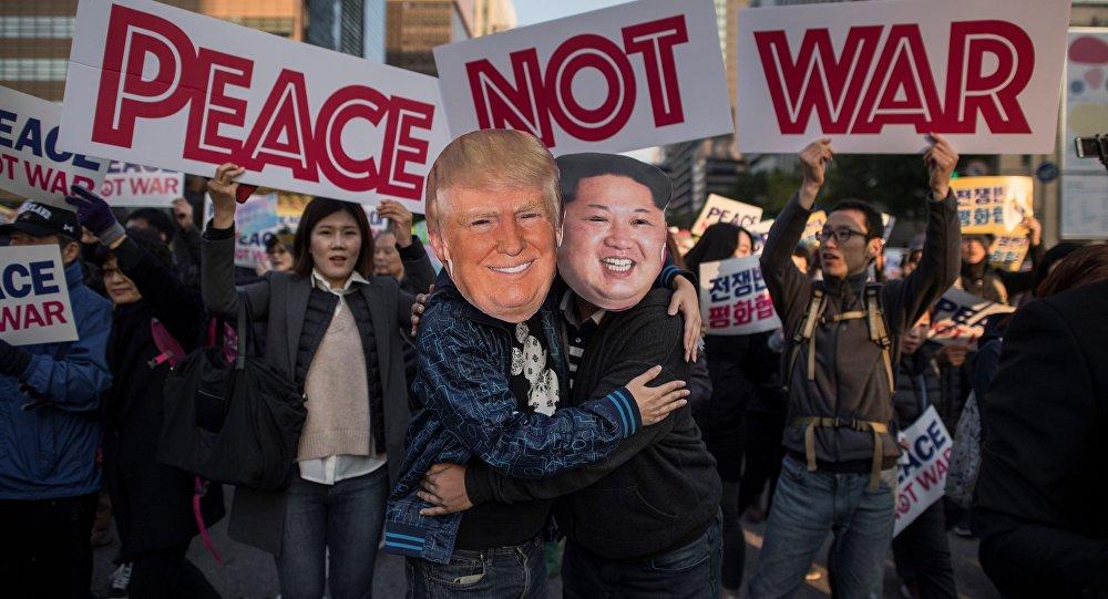 Kim Jong-un chega ao hotel sede do encontro com Donald Trump